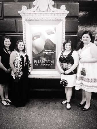 The Phantom of the Opera: Outside the Majestic