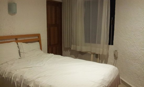 Sotavento Hotel & Yacht Club : Cama