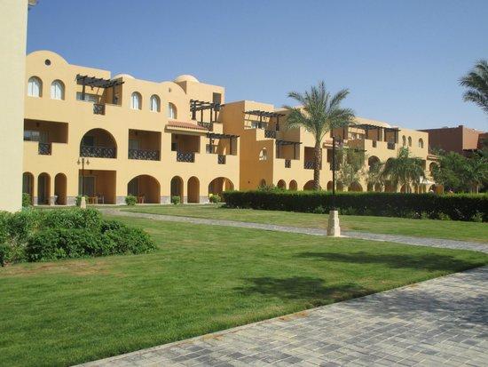 Stella Di Mare Beach Resort & Spa Makadi Bay : struttura hotel