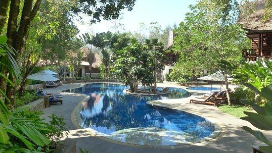 The Tubkaak Krabi Boutique Resort : Pool