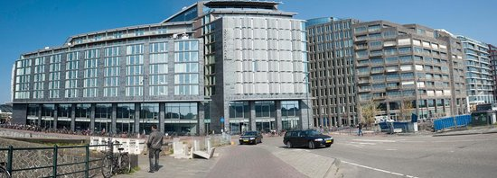 DoubleTree by Hilton Hotel Amsterdam Centraal Station: Doubletree Amsterdam
