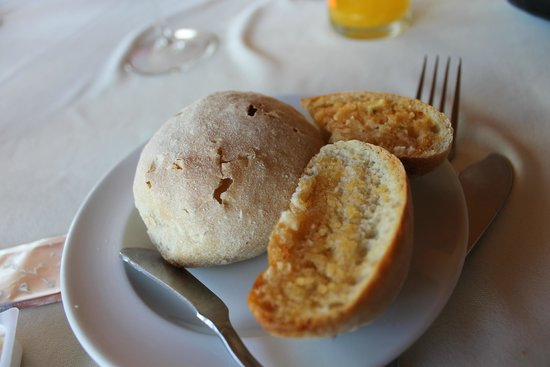 Restaurante Snack-Bar Rocha: Bread