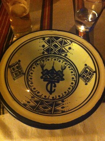 Yadis Djerba Golf Thalasso & Spa: Ristorante tipico Tunisino