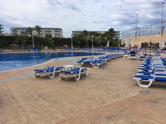 Gran Hotel La Hacienda: Piscina