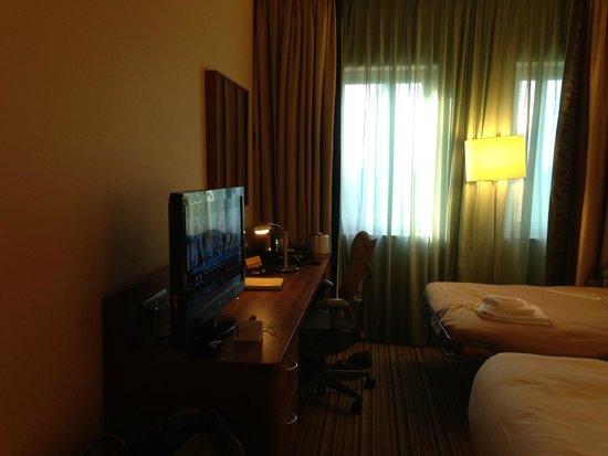 Hilton Garden Inn Frankfurt Airport: Room