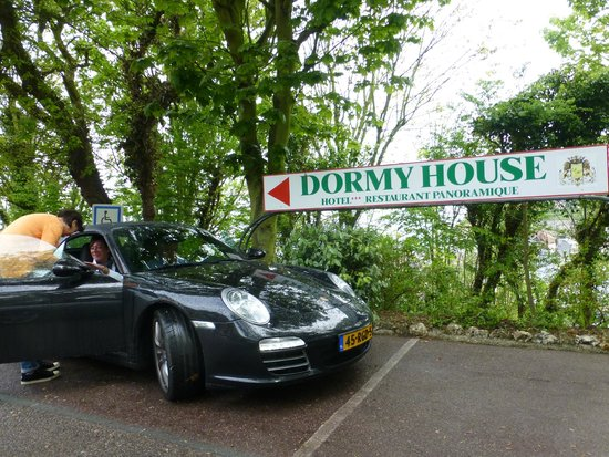 Hotel Dormy House : Easy Parking