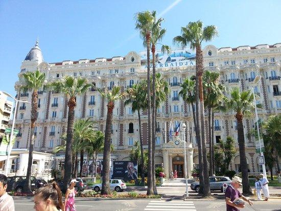 InterContinental Carlton Cannes: IC Carlton - Cannes 2014