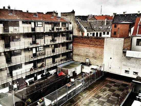 Generator Copenhagen: Vue de la chambre