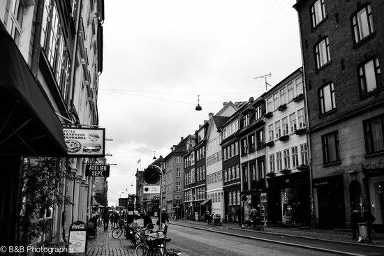 Generator Copenhagen: Le quartier