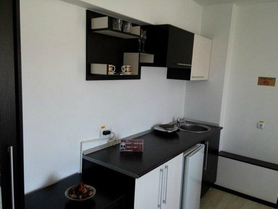 Hotel Il Primo : Kitchen