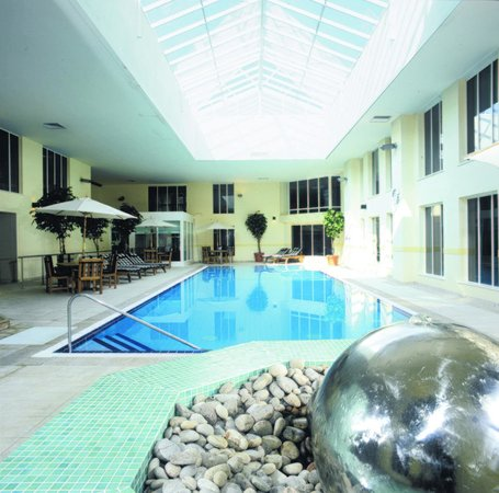 Sutton Scotney, UK: Norton Park Spa - A QHotel