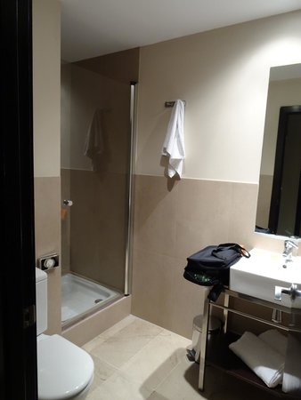 SERHS Del Port Hotel : Bathroom