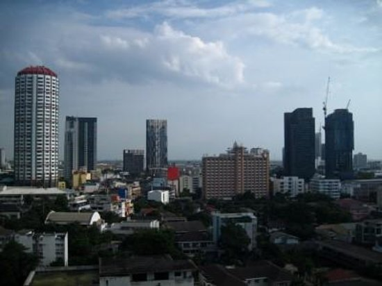 Somerset Sukhumvit Thonglor Bangkok: view