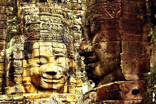 Shinta Mani Angkor : bayon