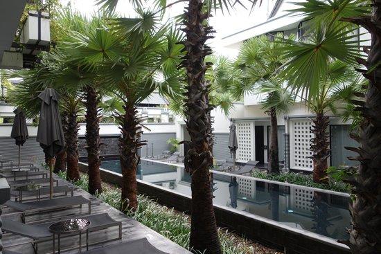 Shinta Mani Club : small pool area
