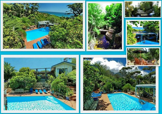 Camps Bay Glen: Collage of campsbayglen