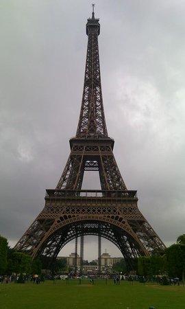 Tour Eiffel : at day