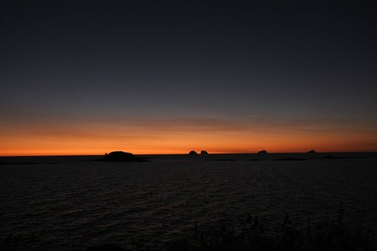 Constance Tsarabanjina: tramonto spiaggia nord