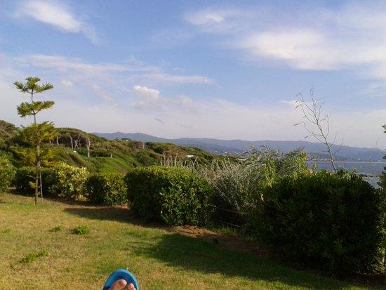 Sofitel Golfe d'Ajaccio Thalassa sea and spa : le jardin