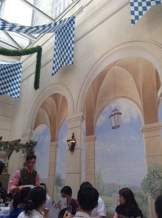 Zum Franziskaner: interier