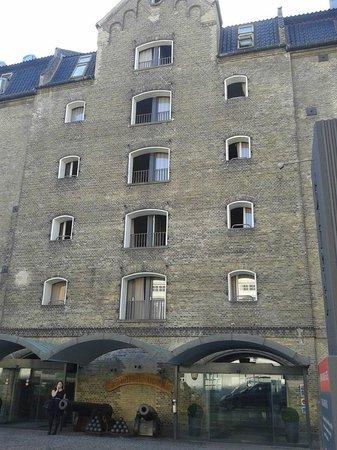 Copenhagen Admiral Hotel: ingresso