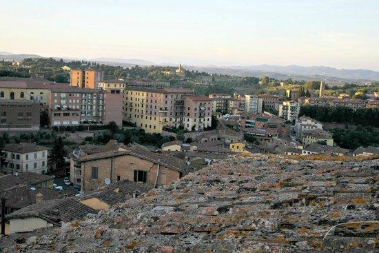 Albergo Cannon d'Oro: Panorama dalla camera
