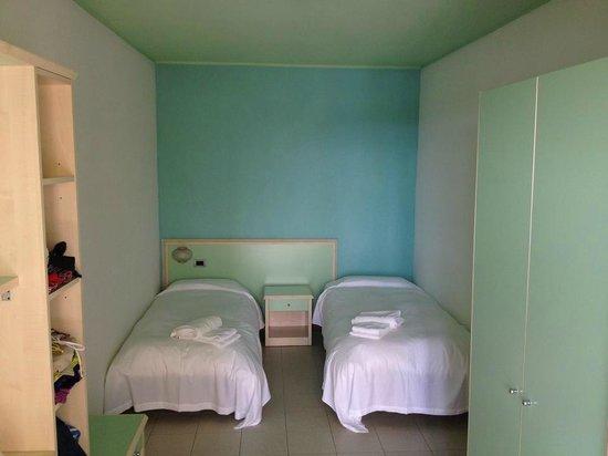 Residence Viale Venezia: Вторая комната, работала у нас как гардеробная