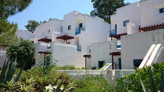 Club Med Kemer: apprtements