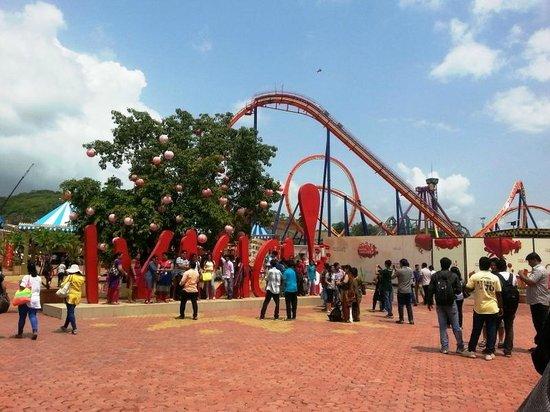 Imagica Theme Park: Imagica