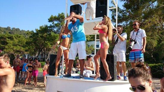Club Med Kemer : beach party