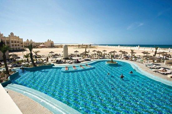 Clubhotel Riu Karamboa : Pool view