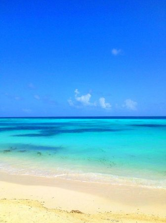 LUX* South Ari Atoll: From the beach