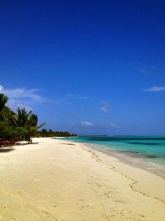 LUX* South Ari Atoll: Beach