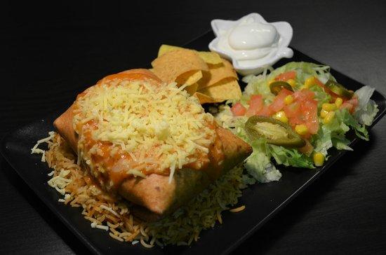 Taco Diner: Chimichanga