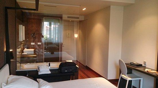 Gran Hotel Nagari Boutique & Spa: otra vista de la habitación