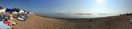 Lakkopetra, Greece: panorama beach