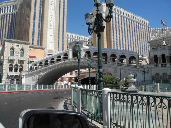 The Venetian Las Vegas : Ponte Rialto