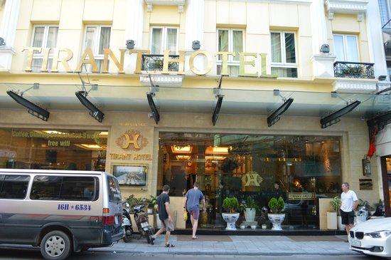 Hanoi Tirant Hotel: The Tirant