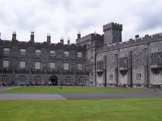 Kilkenny, Irlandia: le château