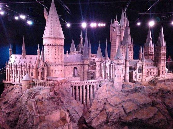 Warner Bros. Studio Tour London - The Making of Harry Potter: Hogwarts castle