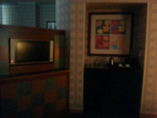 Disney's Hotel New York: amenities