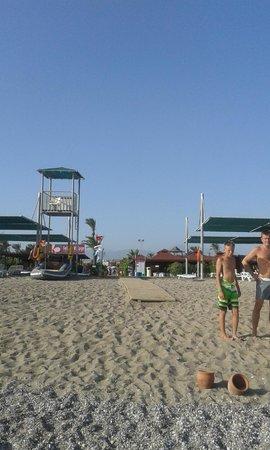 Club Hotel Felicia Village: plaj