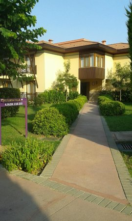 Club Hotel Felicia Village: villalar