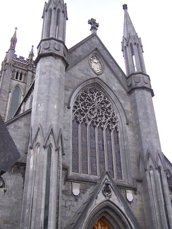 Kilkenny, Irlandia: church
