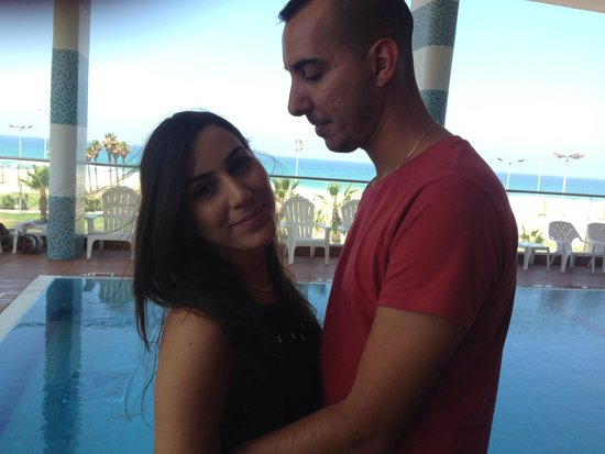 """West Boutique Hotel Ashdod: התמונה צולמה ע""""י מציל המלון"""