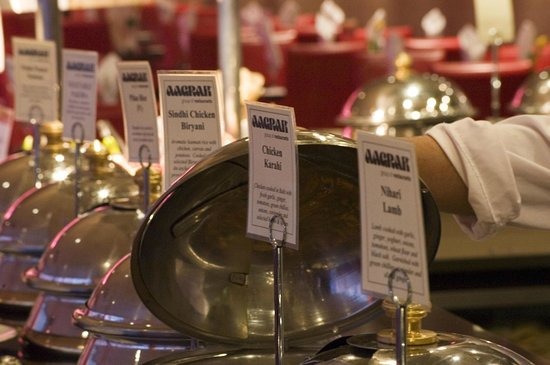 Aagrah - Shipley: Buffet
