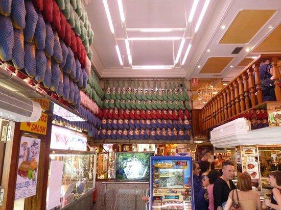 Museo del Jamon : dentro3