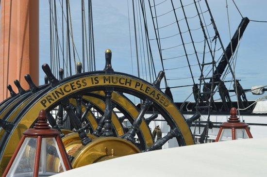HMS Warrior 1860: No words needed!