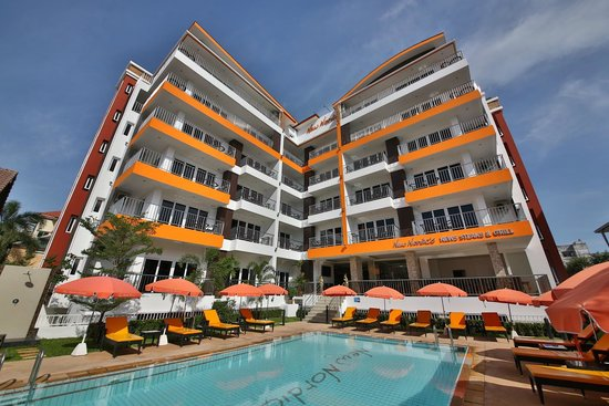 New nordic resorts pattaya thailand condominium for Hotel concepts