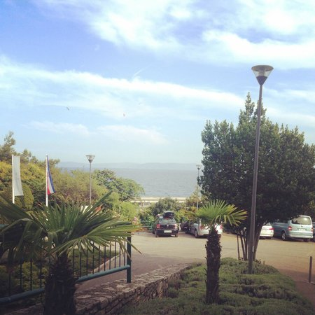 Miramar Hotel : pogled